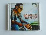 Rob de Nijs - 40 jaar Hits / Het Allerbeste van (2 CD) emi