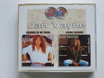 Jan Vayne - Colours of my mind / Living Colours (2 CD)