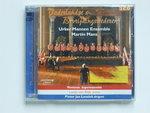 Vaderlandse & Bevrijdingsliederen -  Martin Mans, Louis van Dijk (2 CD)