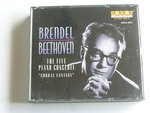Alfred Brendel plays Beethoven / 5 piano concerti (3 CD)