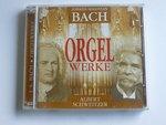 Bach - Orgel Werke / Albert Schweitzer (2 CD)