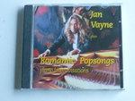 Jan Vayne plays Romantic Popsongs (gesigneerd)