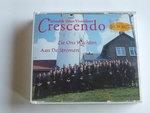 Crescendo Chr. Urker Visserskoor - Zie ons wachten aan de stromen (2 CD)