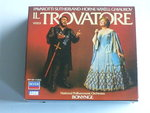 Verdi - Il Trovatore / Pavarotti, Joan Sutherland, Richard Bonynge (2 CD)