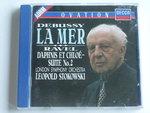 Debussy, Ravel, London Symphony Orchestra, Leopold Stokowski