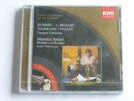 Maurice Andre - Trumpet Concertos / Hummel. Telemann, vivaldi, l. Mozart (nieuw)