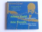 Rob Groen 15 jaar - Vivaldi / Astor Piazzolla (met Emmy Verhey)