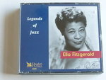 Ella Fitzgerald - Legends of Jazz / Reader's Digest (3 CD)