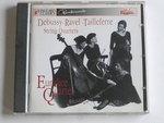 Debussy, Ravel, Tailleferre - Euridice Quartet