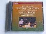 Beethoven - Emperor Concerto / Alfred Brendel / James Levine