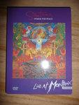 Santana - Hymns for Pease 2 DVD
