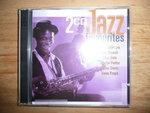 2 CD Jazz Favourites ( dizzy gillespie, stan getz, c. parker)