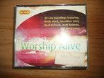 Worship Alive (3 CD Box) Gospel