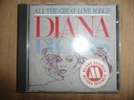 Diana Ross - All the great love songs