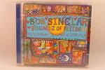 Bob Sinclar - Soundz of Freedom (CD/DVD)