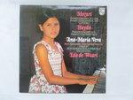 Ana-Maria Vera - Mozart , Haydn / Edo de Waart (LP)