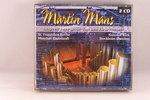 Martin Mans - bespeelt twee grote Van den Heuvelorgels (2 CD)