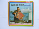 Blinde Piet - Straatmuzikant uit Rotterdam (LP)