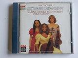 Beethoven - Triple Concerto / Emmy Verhey / Karin Lechner