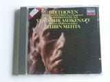 Beethoven - Piano Concerto 5 / Ashkenazy , Z. Mehta