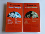 De Humor van Godfried Bomans & Simon Garmiggelt (2 CD Luisterboek)