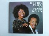 Roberta Flack and Peabo Bryson - Live & More (2 LP)