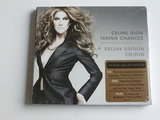 Celine Dion - Taking Chances / Deluxe edition CD + DVD (nieuw)