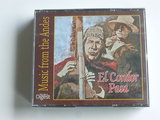 El Condor Pasa - Music from the Andes (3 CD) Nieuw