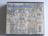 Liedjes van Oranje 2 (2 CD)