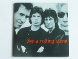 Rolling Stones - Like a Rolling Stone (CD Single) foto Anton Corbijn