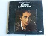Charles Aznavour - Les Premieres Chansons de Charles Aznavour (3 LP)