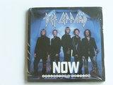 Def Leppard - Now / Collectors edition (CD Single) Nieuw