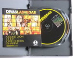 Divas Las Vegas - Celine Dion, Cher, Dixie Chicks, Shakira (CD + DVD)