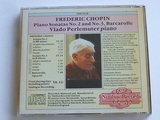 Chopin - Piano Sonata 2,3 /  Vlado Perlemuter
