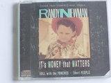 Randy Newman - It's Money that Matters (CD Single)