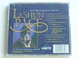 Lashun Pace - Just because God said it (nieuw)