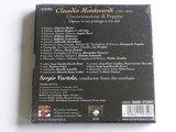 Montiverdi - L'incoronazione di Poppea (4 CD) Nieuw