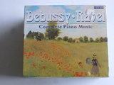 Debussy / Ravel - Complete Piano Music (7 CD) Nieuw