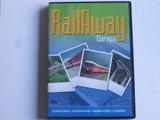 Rail Away - Europa / Griekenland, Zwitserland, Denemarken, Zweden (DVD)