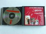 Les plus grands moments de L' Operette (2 CD)