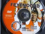 Feyenoord - Seizoen 2001 - 2002 (DVD)