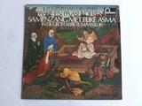 Feike Asma - Passie en Paasliederen / Samenzang (LP)