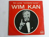 Wim Kan - Een uurtje komische humor (LP)