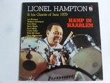 Lionel Hampton - Hamp in Haarlem (LP)