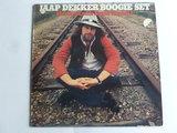 Jaap Dekker Boogie Set - Honky Tonk Train Arrival (LP)
