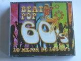 Beat Pop 60's  - Le mejor de los 60's (2 CD) nieuw