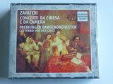 Zavateri - Concerti da Chiesa / Gottfried von der Goltz (2 CD)
