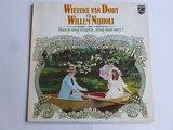 Wieteke van Dort & Willem Nijholt - Kun je nog zingen, zing dan mee!(LP)