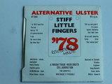 Stiff Little Fingers - Alternative Ulster (vinyl single)