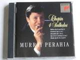 Chopin - 4 Ballades / Murray Perahia